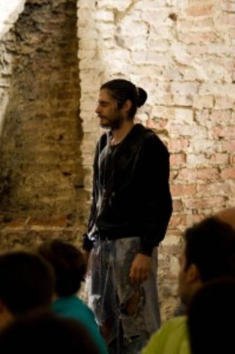 Lino Guanciale, foto di Andrea Cravotta