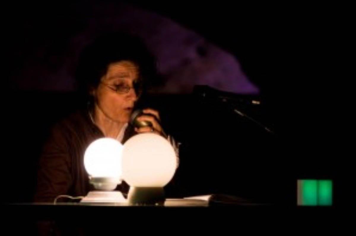 Chiara Guidi, foto di Andrea Cravotta