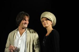 Aleksandr Domogorav e JuliaVisotskaja