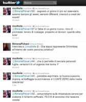 Twitter intervista a ricci/forte / Special Guest Simona Polvani