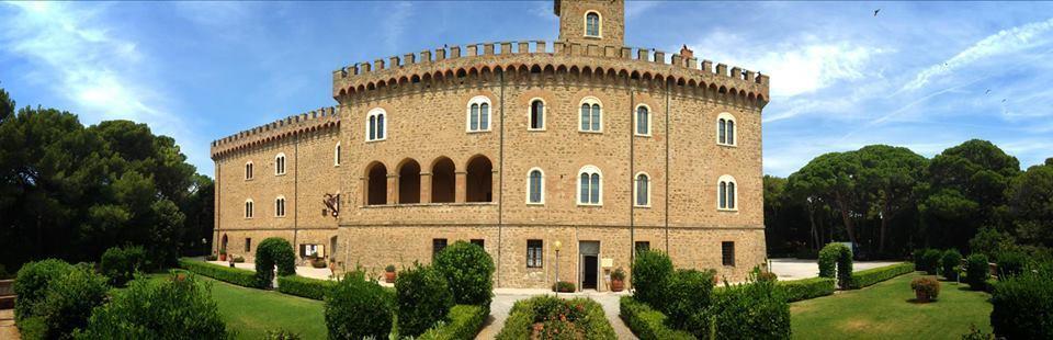 Il Castello Pasquini di Castiglioncello, sede di Armunia