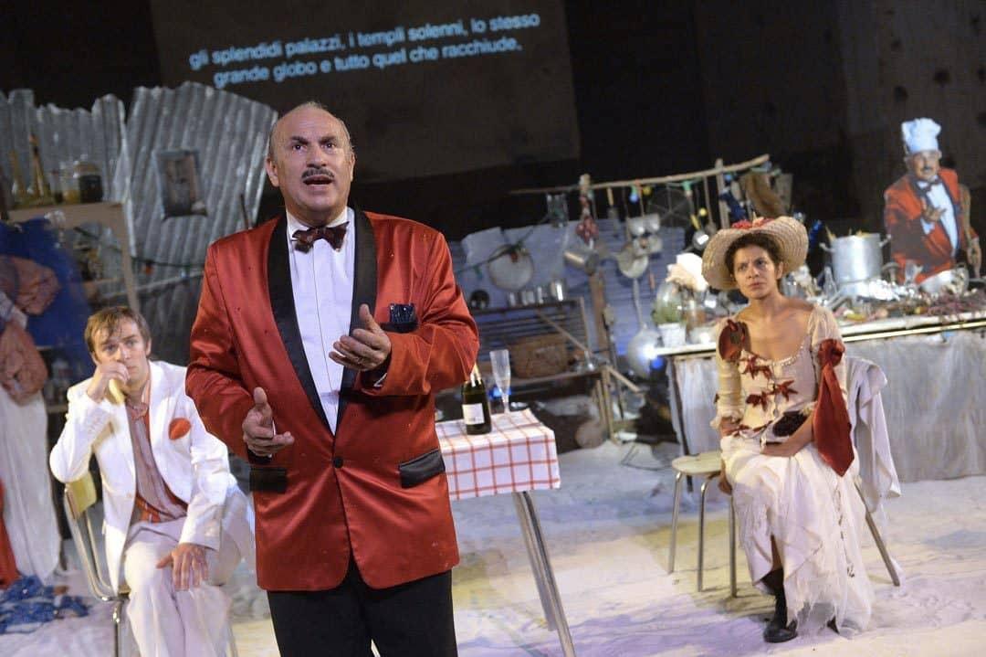 Irina Brook e il suo DreamTheatre: quando il teatro è magico e artigianale