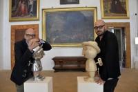 Antonio Marras e Danilo Bucchi