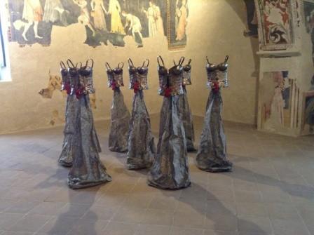 Animazioni digitali, installazioni e ritratti: viaggio tra le mostre di Spoleto56