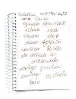 #appuntidiunfestival pt. 5: Alessandro Sciarroni