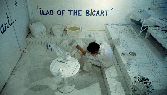 Ilad of the Bic-Art, The Bic-Art Room (1981) - Foto di Fred Balhuizen