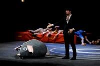 Ratto - spettacolo - foto di Giuseppe Distefano