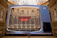 Raccontare spettacoli: Andrea Cosentino on stage