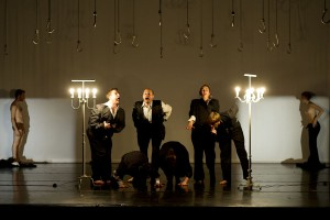 """This is theatre…"" - foto di Wonge Bergmann"