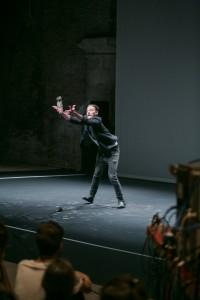 Dalla residenza di Blitz Theatre Group - foto di Futura Tittaferrante