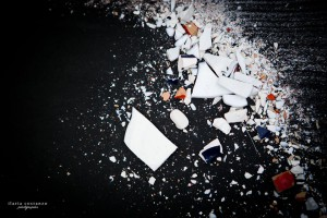 """Crash!"" di Katia Giuliani (foto di Ilaria Costanzo)"