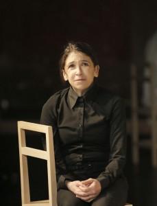 Kathryn Hunter (foto di Pascal Victor / ArtComArt)