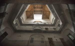 Semi-ottagono dell'ex Carcere delle Murate (foto di Duccio Burberi)