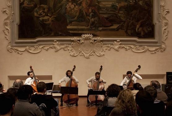 Ludus Gravis Ensemble - Màntica 2014 / Palazzo Ghini Cesena