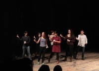 Performance con coreografie di Italo Zuffi / Simone Menegoi