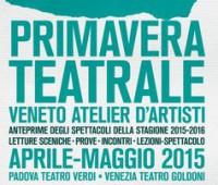 Interviste agli artisti di Primavera Teatrale del Teatro Stabile del Veneto