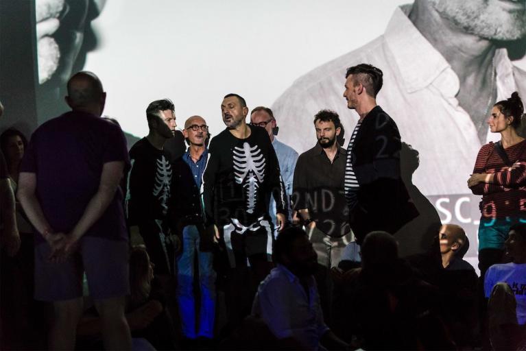 Contemporanea festival 2016 a Prato: Spettatori/Attori